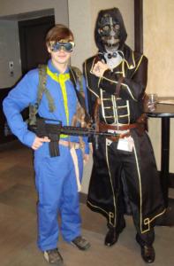 Young Masquerade Participants circa 2014